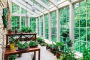 Зимний сад в городской квартире и в загородном доме