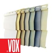 Сайдинг пластиковый VOX