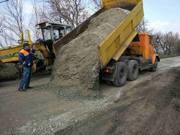 Отсыпка и выравнивание дорожного покрытия - foto 4
