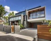 Строительство дома в стиле хай-тек